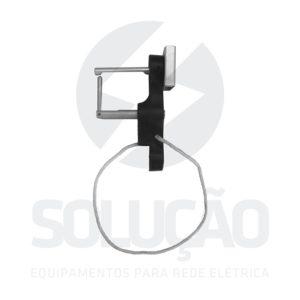 64_ANTIQUEDA DE CARTUCHO COM CORDA